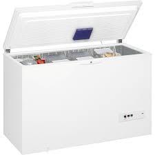 Whirlpool Chest Freezer in White-16340
