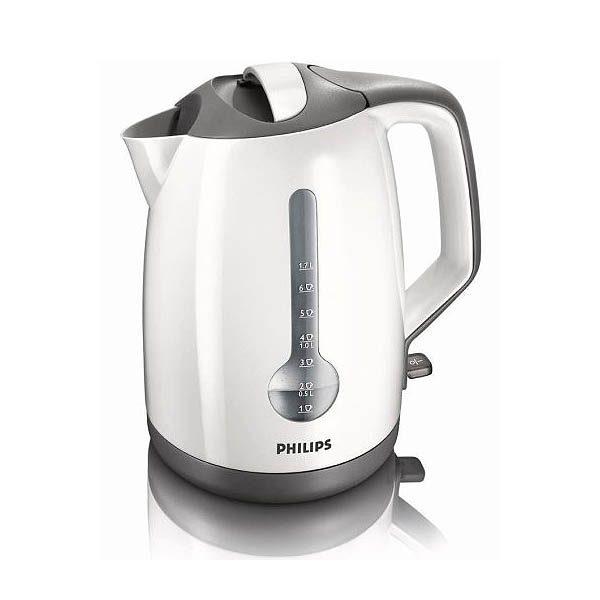 Philips White Kettle -0