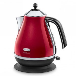 DeLonghi Red Kettle-0