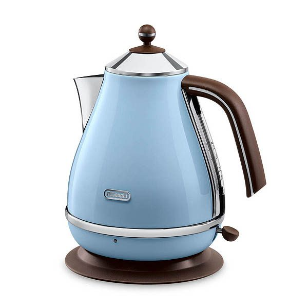 DeLonghi Blue Kettle -0