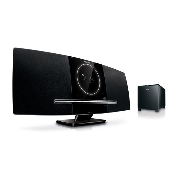 Philips Micro-Theater With Built In Sub-Woofer -0