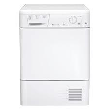 Hotpoint 7KG Condenser Tumble Dryer -0