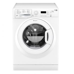 Hotpoint 7KG, 1400 Spin, Washing Machine I White-0