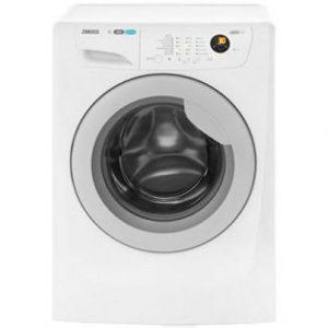 Zanussi Lindo 300 8kg 1400 Spin Washing Machine I White-0