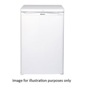 Indesit 55cm Under counter Fridge in White-0