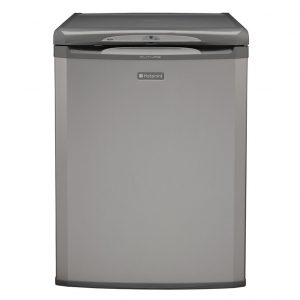 Hotpoint Undercounter Fridge in Graphite-0