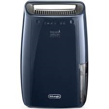 DeLonghi Compact 16L Dehumidifier with Digital Humidistat -0