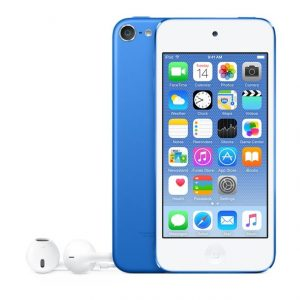 Apple Ipod Touch 32GB - Blue-0
