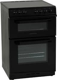 Nordmende 60cm Freestanding Cooker I Black-0