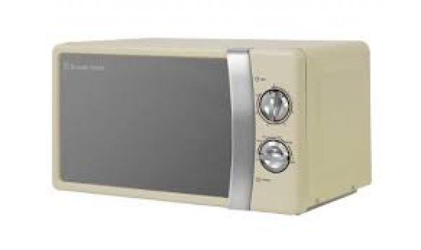 Russell Hobbs 17L 700W Manual Microwave - Cream-15334