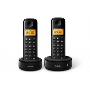 Philips Cordless Duo Phone-0