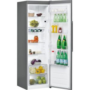 Hotpoint Graphite Larder Fridge-0