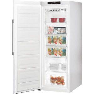 Hotpoint White Upright Freezer-0