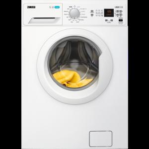 Zanussi Lindo 100 7KG, 1200 Spin, Washing Machine I White-0