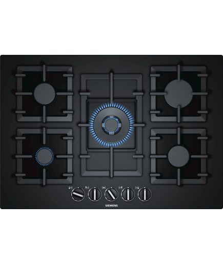 Siemens Gas On Glass Hob-0