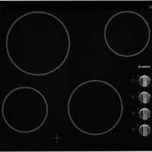 BOSCH Serie 2 Electric Ceramic Hob - Black -0