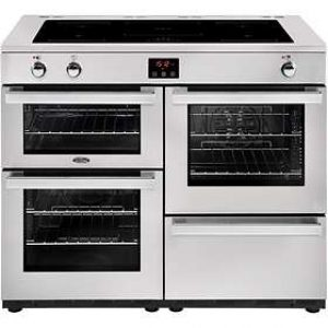 Belling 110cm Induction Cookcenter Range Cooker-0