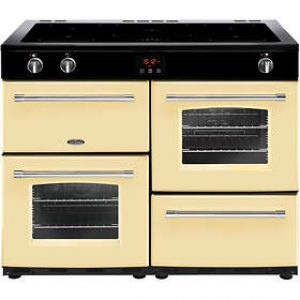 Belling 110cm Induction Farmhouse Range Cooker-0