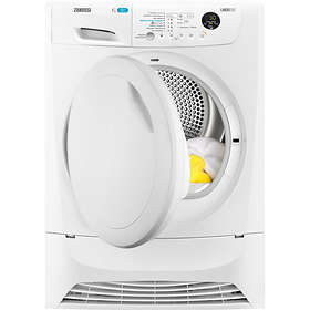 Zanussi, 7KG, Condensor Tumble Dryer-0