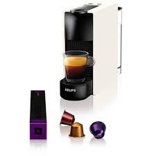 Magimix Nespresso Essenza Mini I White-0