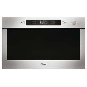 Whirlpool Integrated Microwave I Stainless Steel-0