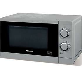 Dimplex 20L 800W Freestanding Microwave I Silver-0