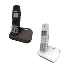 Uniden White Cordless Phone-0