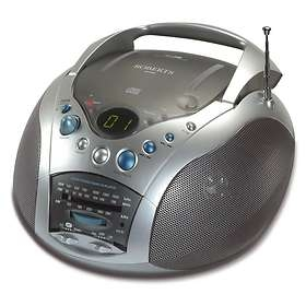 Roberts Portable Radio and CD Player-0