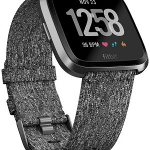 Fitbit Versa Limited Edition Charcoal -0
