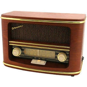 Roadstar Retro Radio-0
