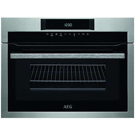 AEG Built in Combi Microwave Oven - Stainless Steel-0