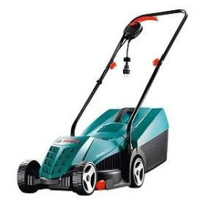 Bosch Electric Lawnmower-0