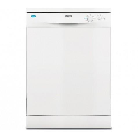 Zanussi 13 Place. A + Freestanding Dishwasher - White -0