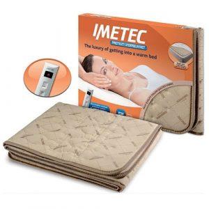 Imetec Double under Electric Blanket-0