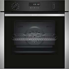 Neff Built-In Electric Single Oven with CircoTherm - Stainless Steel -0
