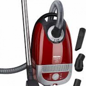 Miele Complete, C2 Powerline Vacuum Cleaner, Red -0