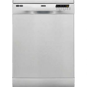 Zanussi 13 Place, A++, Freestanding Dishwasher I Stainless Steel-0
