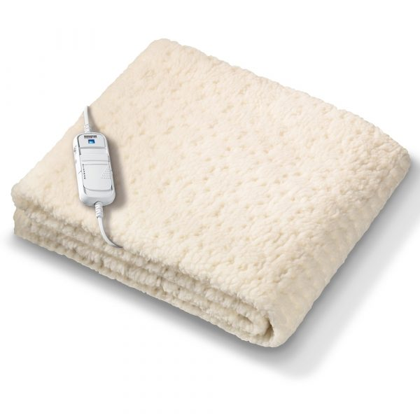 Monogram Komfort Electric Blanket Dual Control I Double-0