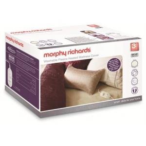 Morphy Richards Double Dual Fleece Electric Blanket I Double-0