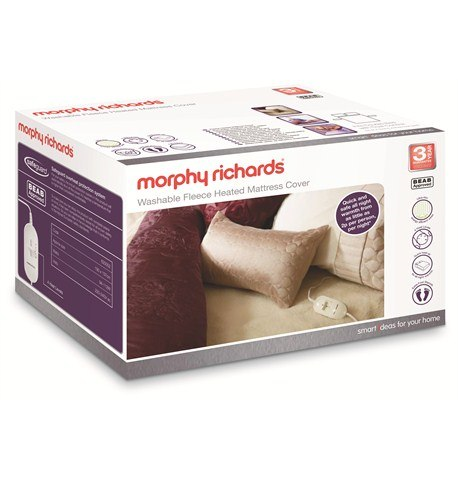 Morphy Richards Double Dual Fleece Electric Blanket I Double-0