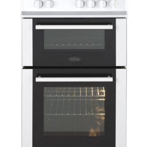 Belling 50cm Twin Cavity Electric Cooker -0