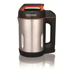 Morphy Richards Stainless Steel 1.6 L Soup Maker -0