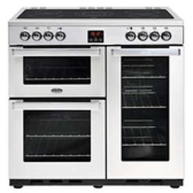 Belling 90cm Cookcentre All Electric Range Cooker-0