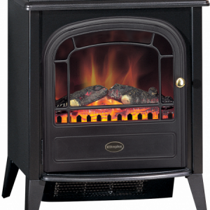 Club Optiflame Electric Stove-0