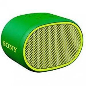 SONY Portable Bluetooth Speaker - Green-0
