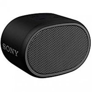 SONY Portable Bluetooth Speaker - Black-0