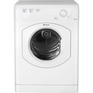 HOTPOINT Aquarius 8kg Vented Tumble Dryer I White-0