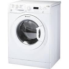 Hotpoint 9kg 1400 Spin Washing Machine I White-0