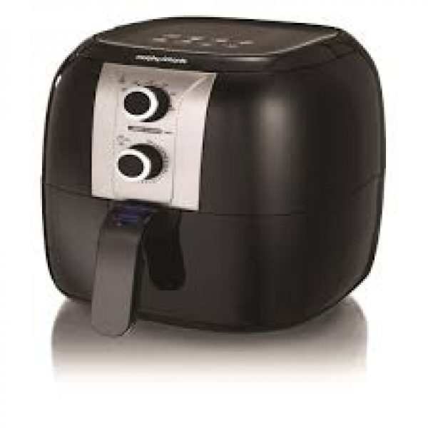 Morphy Richards Health Fryer- Black-0