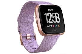 Fitbit Versa Special Edition | Lavender-16663